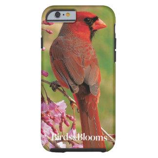 Northern Cardinal Tough iPhone 6 Case