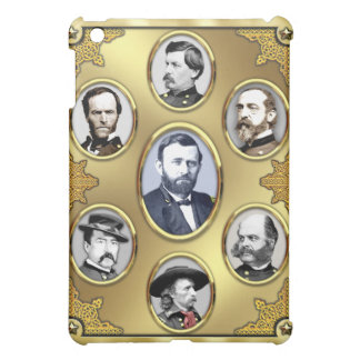 Northern Civil War Generals iPad Case