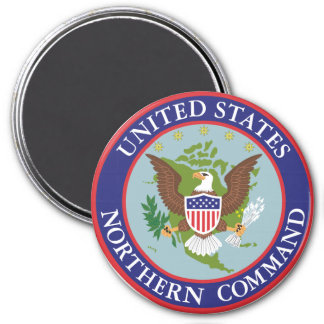 Northern Command Magnet
