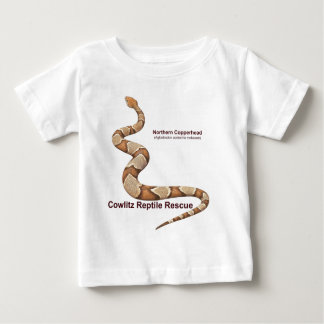 Northern Copperhead T-shirts