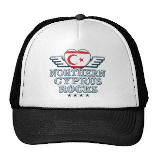 Northern Cyprus Rocks v2 Trucker Hat