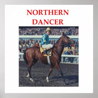 northern dancer poster