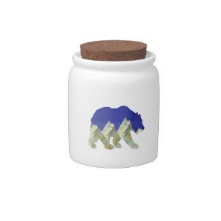 Northern Escape Candy Jars