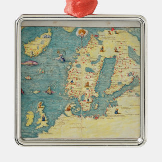 Northern Europe Christmas Tree Ornaments