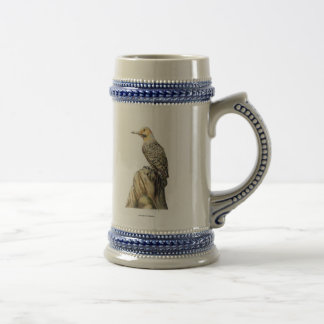 Northern Flicker Beer Stein