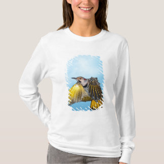 Northern Flicker Flying 3 T-Shirt
