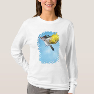 Northern Flicker Flying 4 T-Shirt