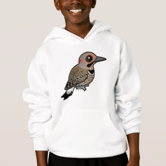 Northern Flicker (yellow-shafted) Hoodie