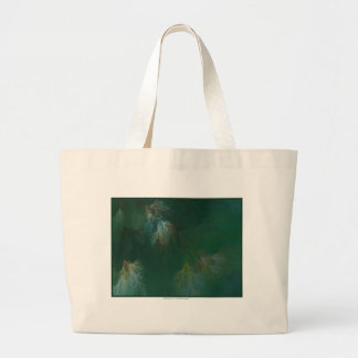 NORTHERN FOREST CANOPY LARGE TOTE BAG