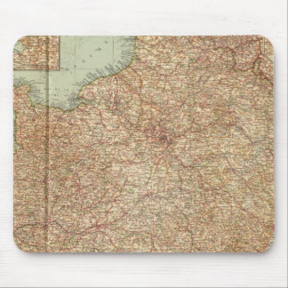Northern France 3234 Mouse Pad
