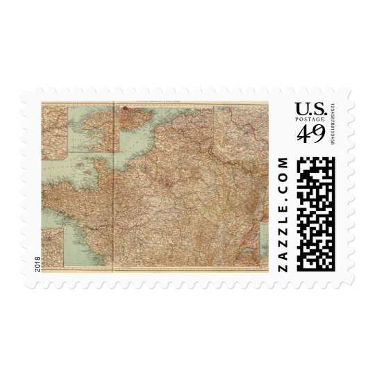 Northern France 3234 Postage