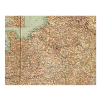 Northern France 3234 Postcard