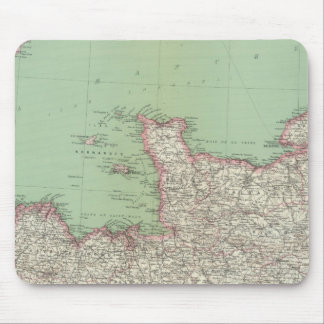 Northern France Mouse Pad