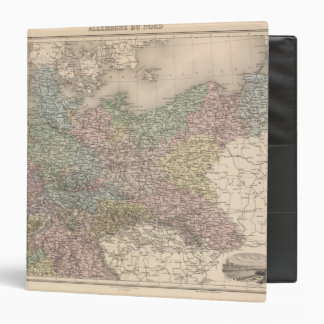 Northern Germany 3 Ring Binder
