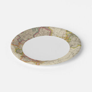 Northern Germany Paper Plate