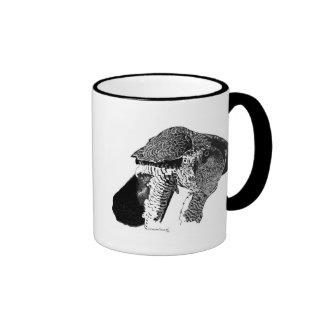 Northern Goshawk Coffee Mugs