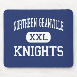 Northern Granville Knights Middle Oxford Mousepads