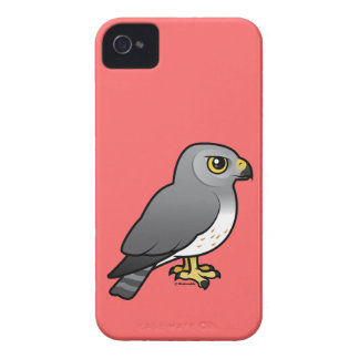 Northern Harrier male iPhone 4 Case-Mate Case