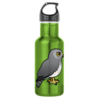 Northern Harrier male Stainless Steel Water Bottle