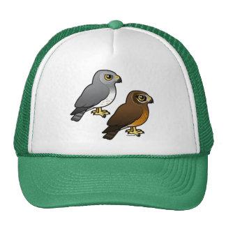 Northern Harrier pair Trucker Hat