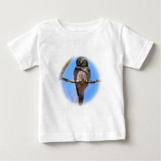 Northern Hawk Owl 4A Baby T-Shirt