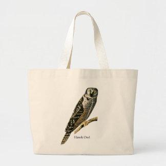 Northern Hawk Owl Bag