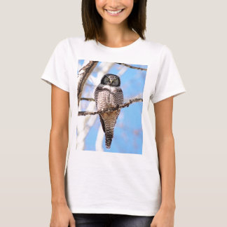 Northern Hawk Owl T-Shirt