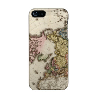 Northern Hemisphere 2 Metallic Phone Case For iPhone SE/5/5s
