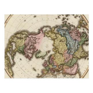 Northern Hemisphere 2 Postcard