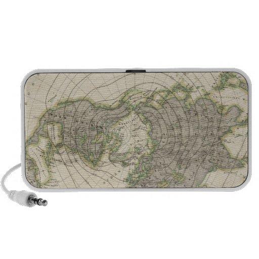 Northern Hemisphere 3 iPod Speakers