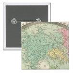 Northern Hemisphere 3 Pins