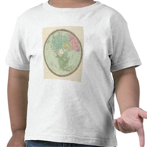 Northern Hemisphere 3 Tshirt