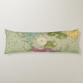 Northern Hemisphere 4 Body Pillow