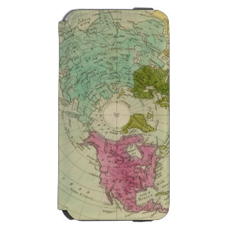 Northern Hemisphere 4 iPhone 6/6s Wallet Case