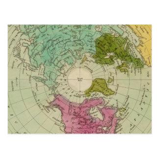 Northern Hemisphere 4 Postcard