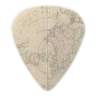 Northern Hemisphere 5 Acetal Guitar Pick
