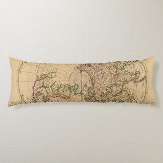 Northern Hemisphere 5 Body Pillow