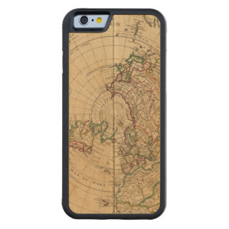 Northern Hemisphere 5 Carved Maple iPhone 6 Bumper Case