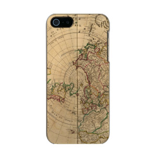 Northern Hemisphere 5 Metallic Phone Case For iPhone SE/5/5s