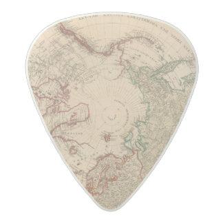 Northern Hemisphere, Arctic Acetal Guitar Pick