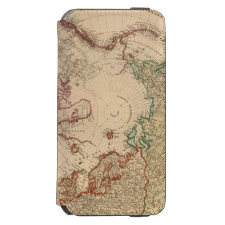 Northern Hemisphere, Arctic iPhone 6/6s Wallet Case