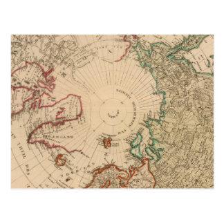 Northern Hemisphere, Arctic Postcard