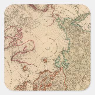 Northern Hemisphere, Arctic Sticker