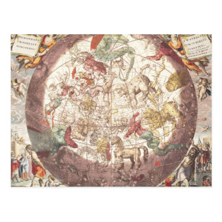Northern  Hemisphere, from 'The Celestial Postcard