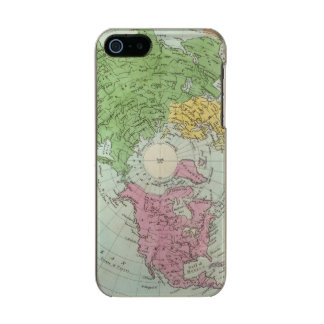 Northern Hemisphere Metallic Phone Case For iPhone SE/5/5s