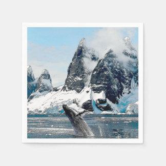 Northern Humpback Napkin