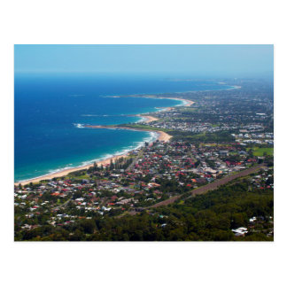 Northern Illawarra Beaches Postcard