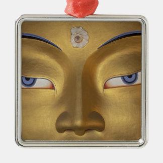 Northern India, Ladakh, Thikse gompa Metal Ornament