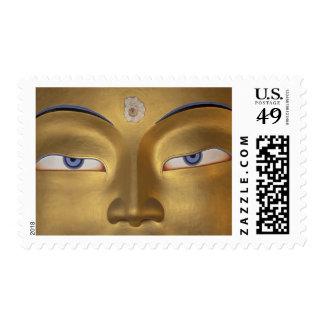 Northern India, Ladakh, Thikse gompa Postage Stamp