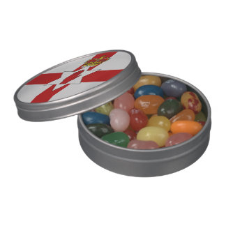 Northern Ireland Jelly Belly Tins